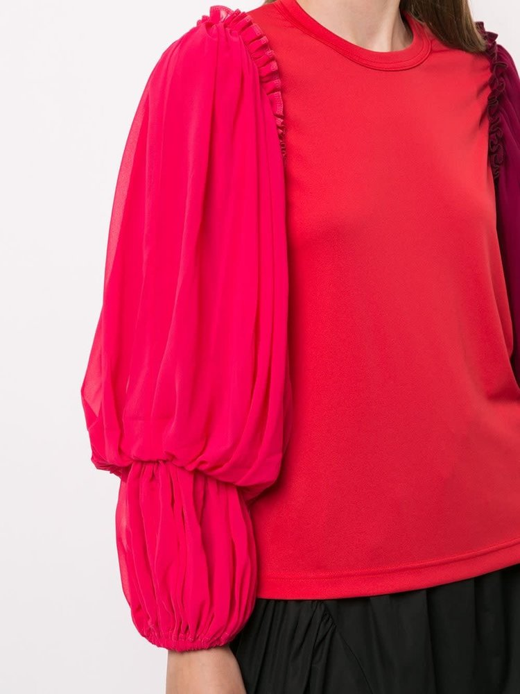 COMME des GARÇONS Bubble Sleeve Shirt