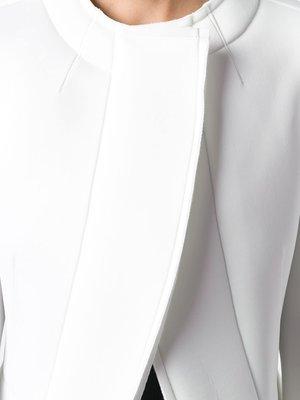 COMME des GARÇONS Long Peplum Jacket
