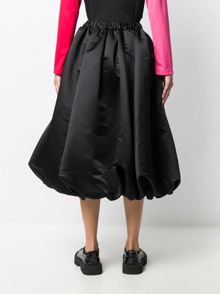 COMME des GARÇONS Satin Skirt