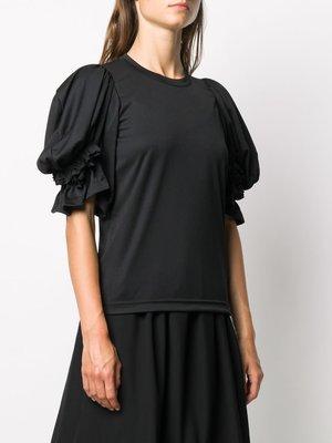 COMME des GARÇONS Ruffle Sleeve T-shirt
