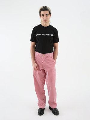 COMME des GARÇONS CDG Shirt M Yarn Dyed Stripe Pant