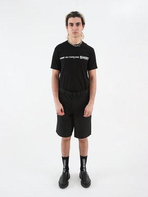 COMME des GARÇONS CDG Shirt M Slimfit Blended Short