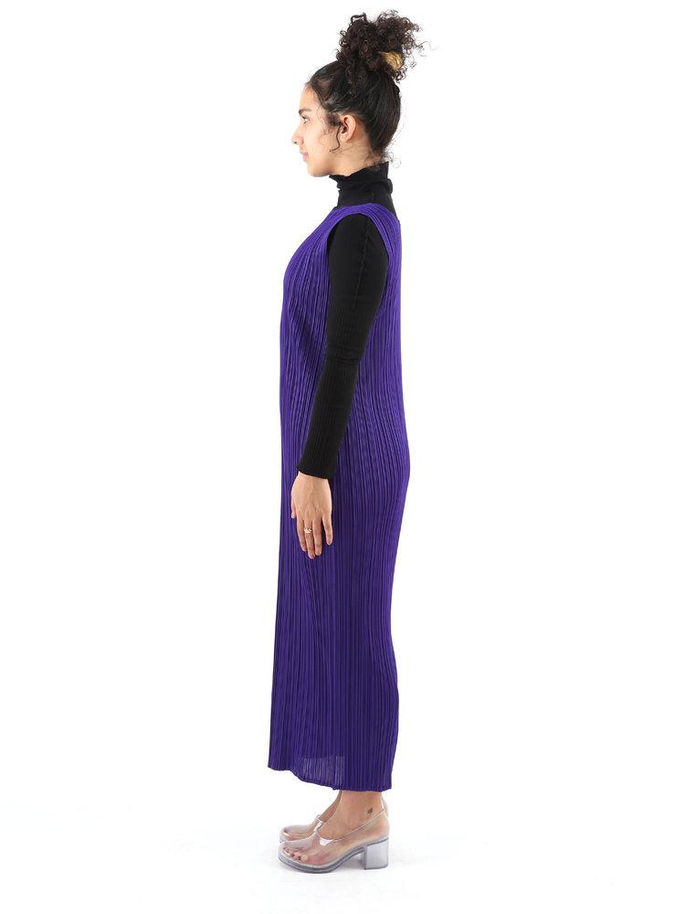 PLEATS PLEASE ISSEY MIYAKE December Long Dress