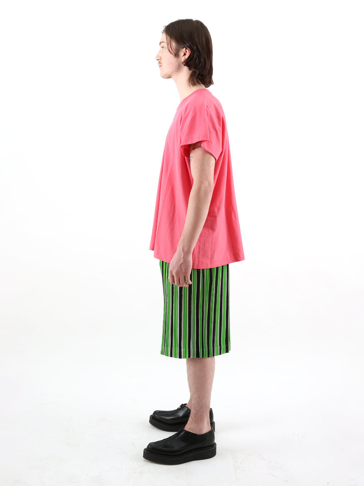 HOMME PLISSÉ ISSEY MIYAKE Tailored Line Striped Short