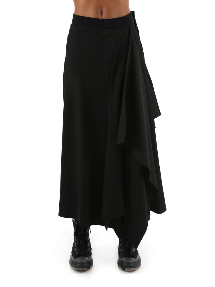 Yohji Yamamoto Waist Rib Skirt