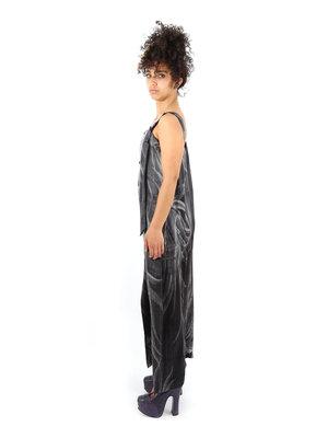 Yohji Yamamoto Deco Salopette Dress