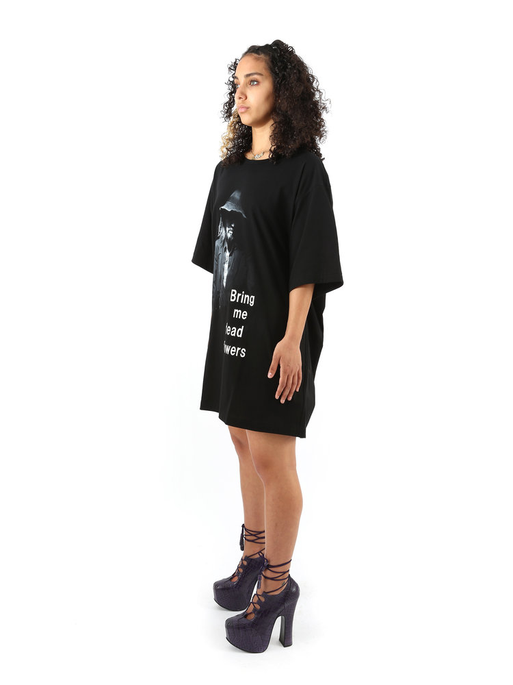 Yohji Yamamoto Yohji W Print B Tshirt