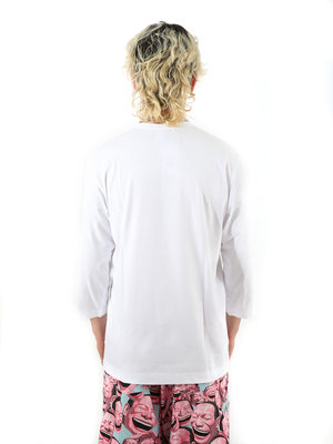 COMME des GARÇONS CDG Shirt M Y.Minjun Prt LS TShirt
