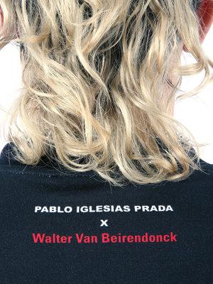 Walter Van Beirendonck WVB U Pablo Iglesias Prada T
