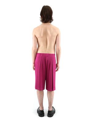HOMME PLISSÉ ISSEY MIYAKE Issey Homme Plissé M Pleats Shorts Pink