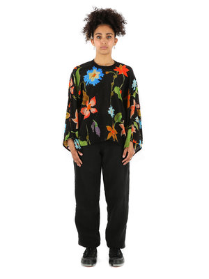 ANNTIAN Anntian W BCK Embroidered Pant