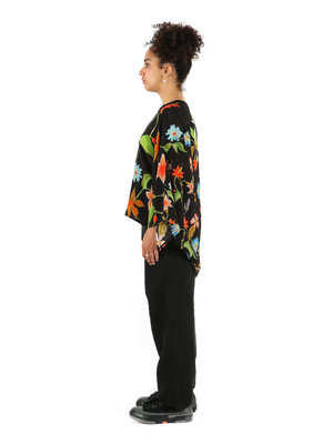 ANNTIAN Anntian Embroidered Pant