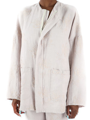ANNTIAN Big Embroidered Jacket