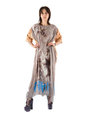 ANDREAS KRONTHALER FOR VIVIENNE WESTWOOD AK for VW W Children Dress