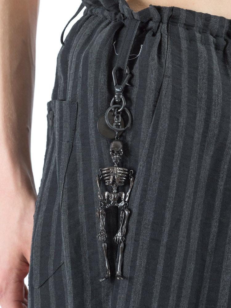 Yohji Yamamoto Yohji W Skull Charm