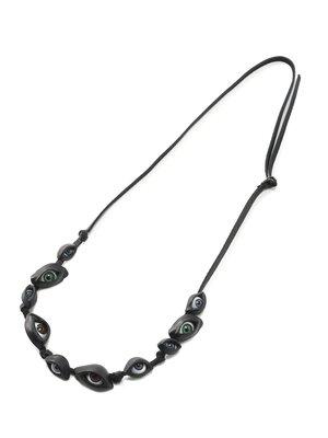 Yohji Yamamoto Light Eye Necklace