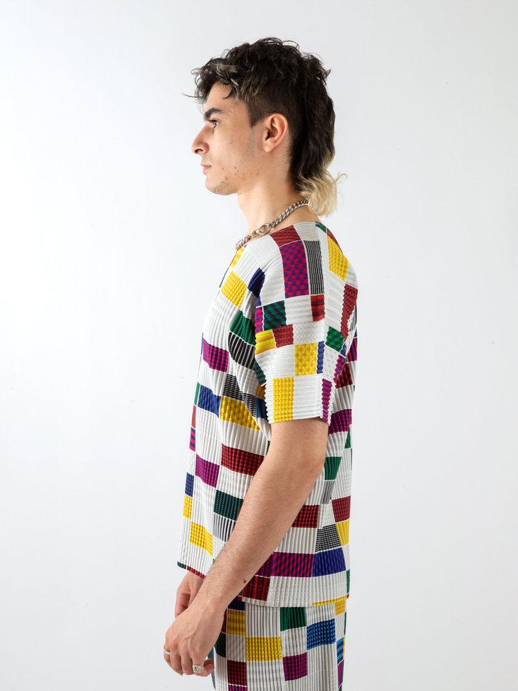 HOMME PLISSÉ ISSEY MIYAKE House T-shirt