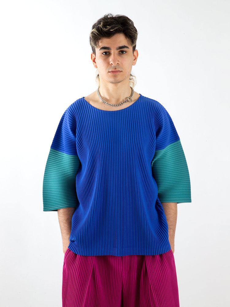 HOMME PLISSÉ ISSEY MIYAKE Block T-shirt