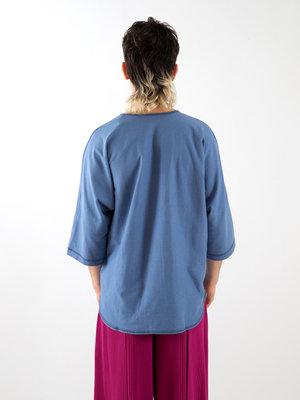 HOMME PLISSÉ ISSEY MIYAKE Cotton Linen T-Shirt