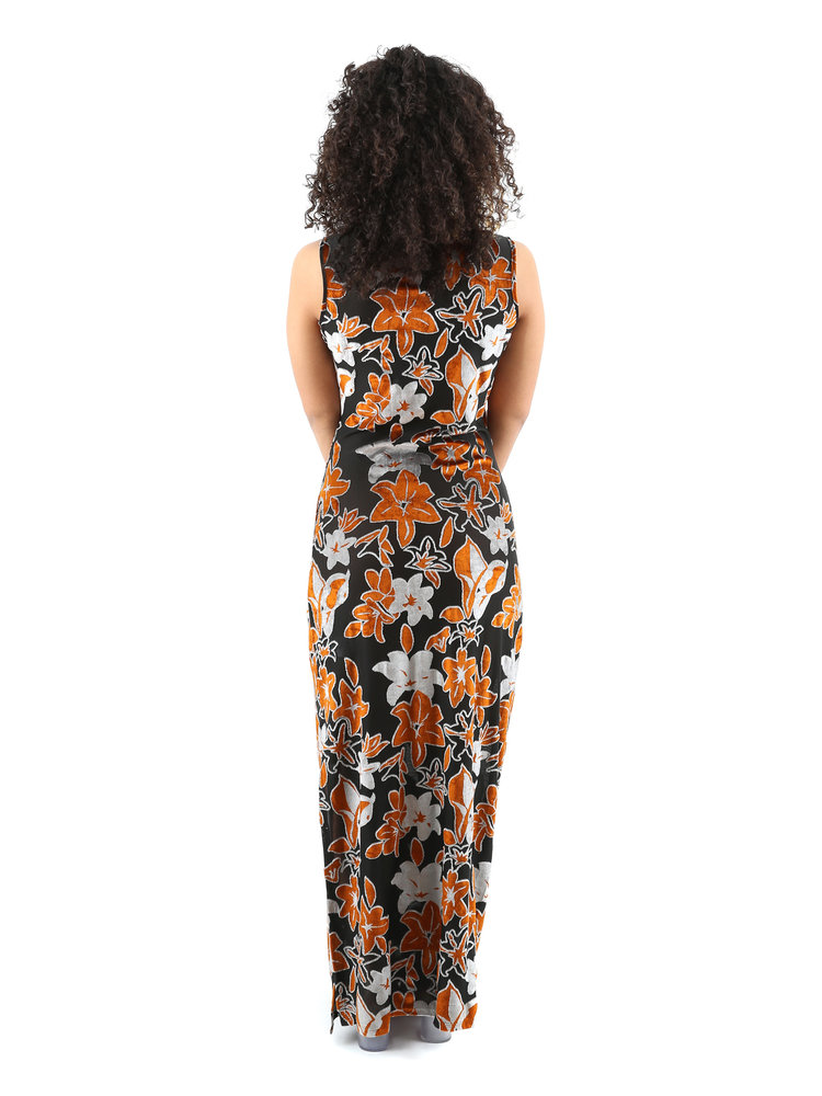 ECKHAUS LATTA Shrunk Velvet Dress