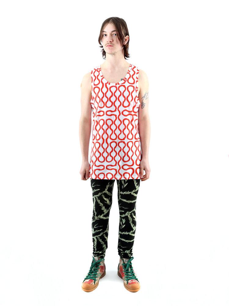 Vivienne Westwood Squiggle Print Vest