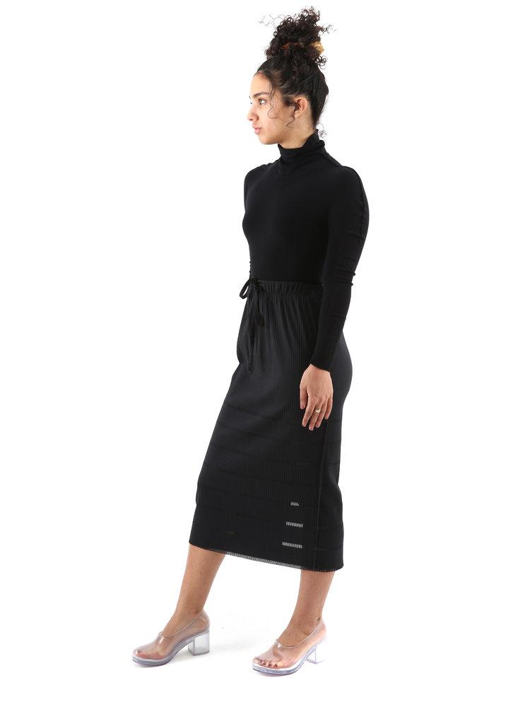 PLEATS PLEASE ISSEY MIYAKE  A-Poc Basics Skirt