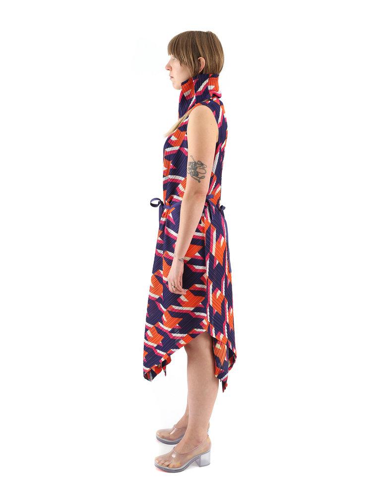 PLEATS PLEASE ISSEY MIYAKE Shooting Star Dress