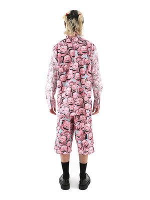 COMME des GARÇONS SHIRT Yue Minjun Long Sleeve Shirt