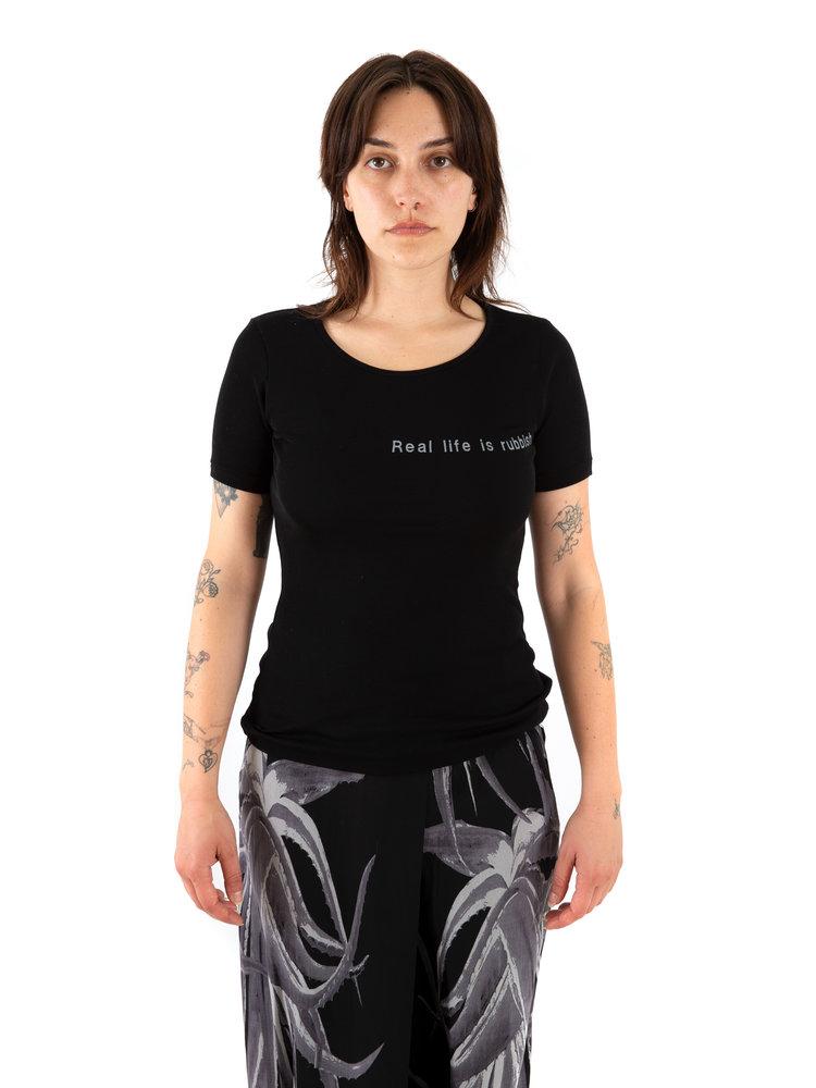 Yohji Yamamoto Twisted Smooth T-Shirt