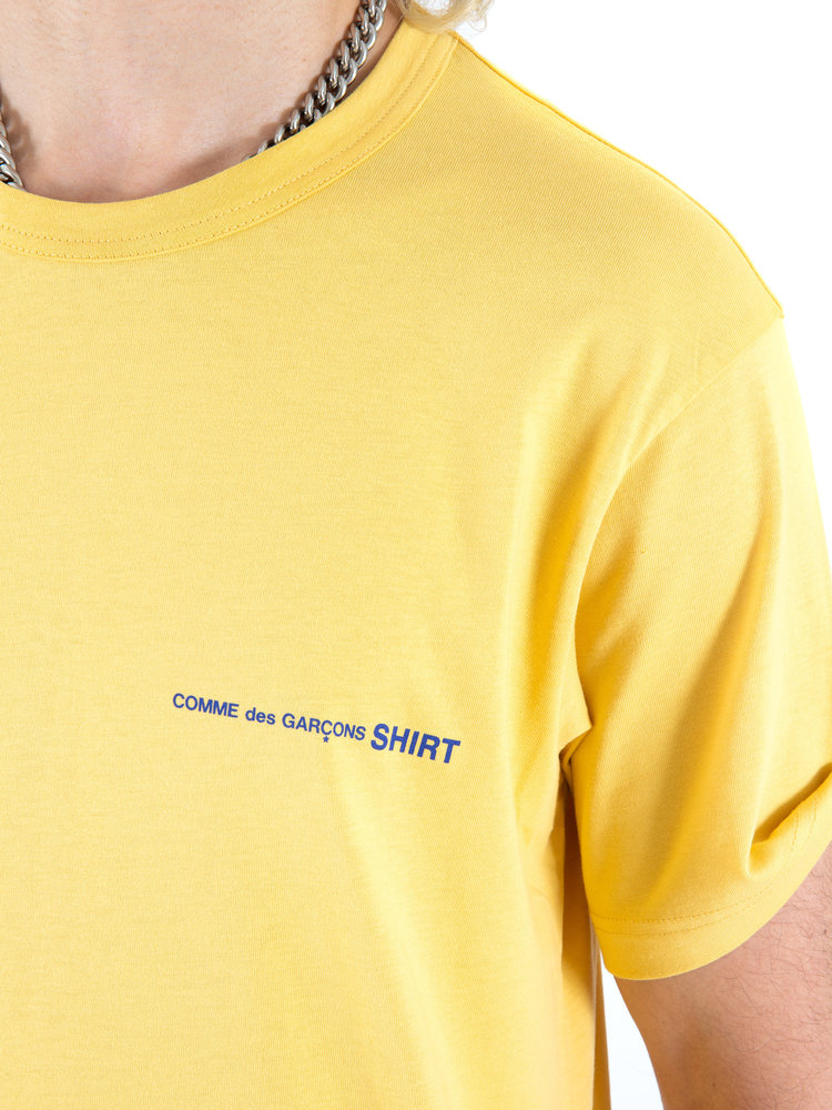 COMME des GARÇONS CdG SHIRT Logo Shortsleeve