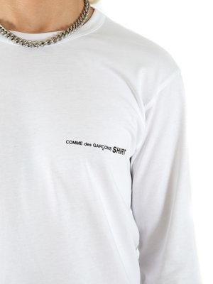 COMME des GARÇONS CdG SHIRT Logo Longsleeve