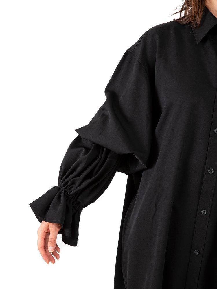 Yohji Yamamoto Squeezing Shirt