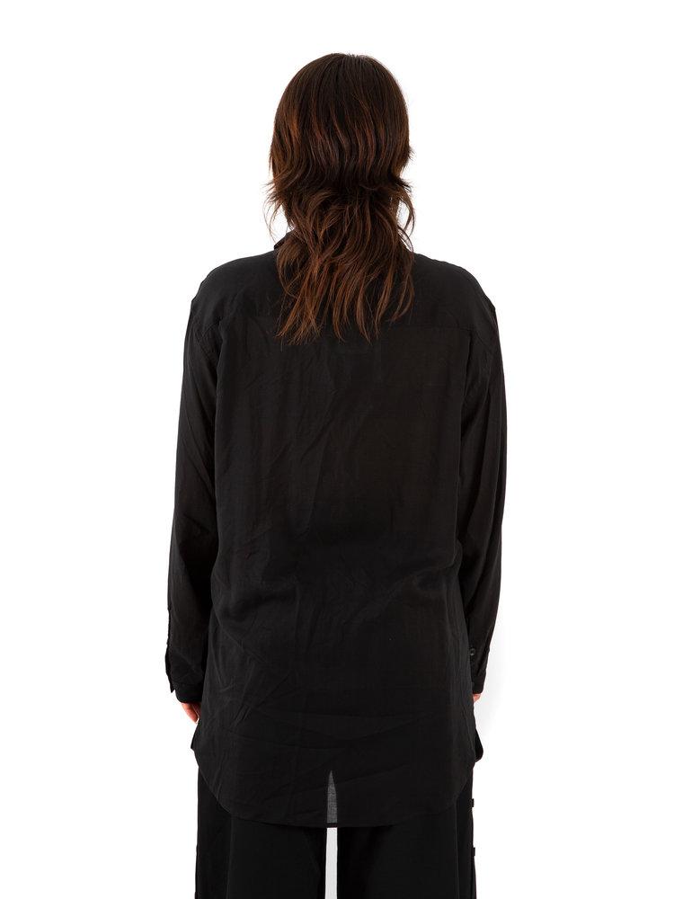 Yohji Yamamoto Gusset Collar Jacket
