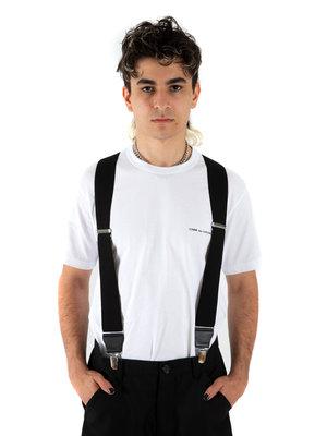 COMME des GARÇONS HOMME PLUS Elastic X Suspenders