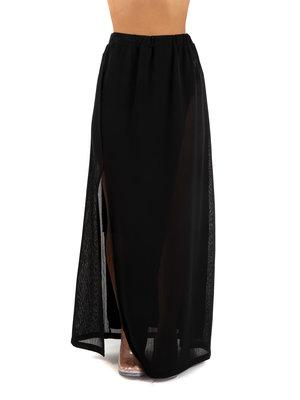 Y-3 Ch3 Airy Gauze Skirt