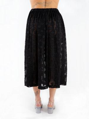 COMME des GARÇONS Polka Dot Skirt