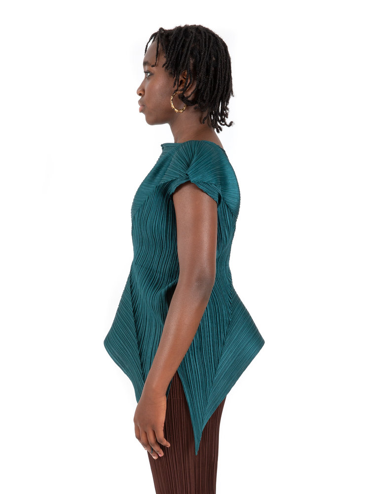 PLEATS PLEASE ISSEY MIYAKE Sprout Top