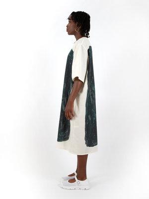 ANNTIAN Painted T-Shirt Dress