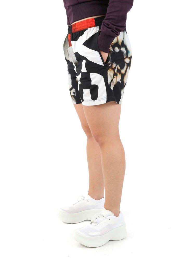 Y-3 Aop Swim Shorts