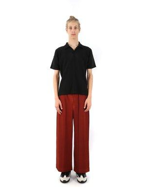 HOMME PLISSÉ ISSEY MIYAKE Venetian Brown Trousers