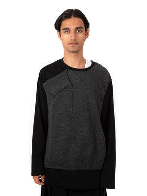 Yohji Yamamoto Docking Sweater