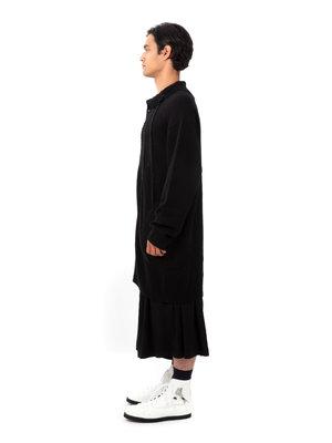Yohji Yamamoto String Turtle Cardigan