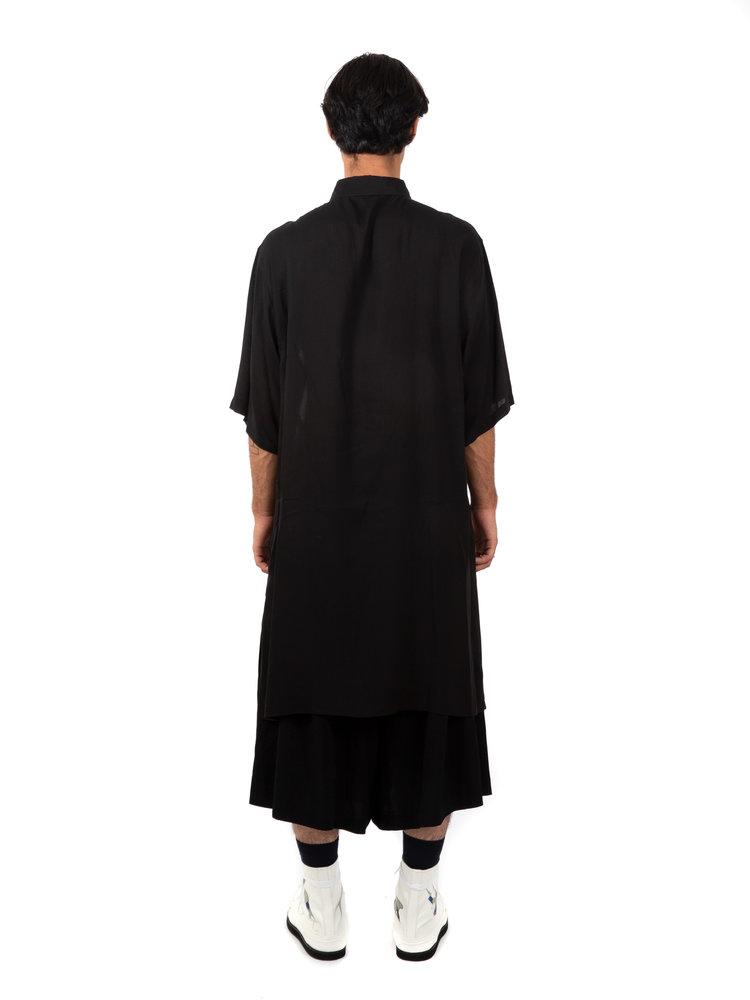 Yohji Yamamoto White Crow Shirt
