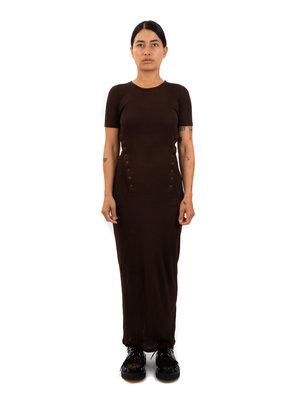 ECKHAUS LATTA Undone Dress