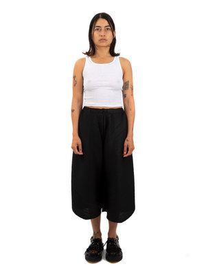 PLEATS PLEASE ISSEY MIYAKE Black Twilight Trousers