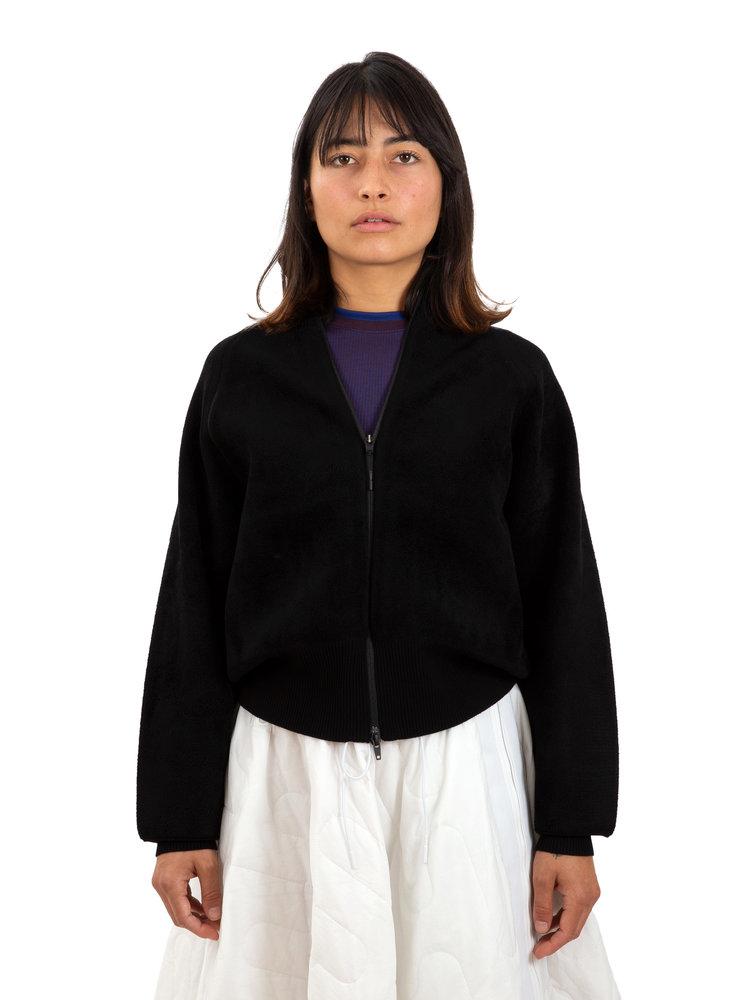 Y-3 Wool Stretch Track Jacket