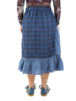 Henrik Vibskov Blue Jam Skirt
