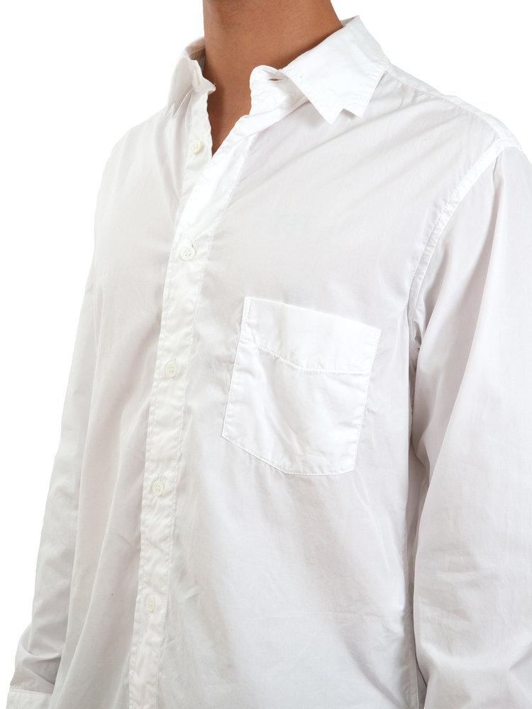 Yohji Yamamoto Clear Chain Street Shirt