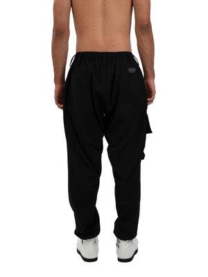 Yohji Yamamoto Rib Flap Cargo Trousers