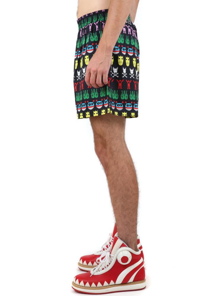 Walter Van Beirendonck W-Shorts